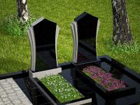 Гранитный памятник №50 (надгробие)