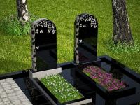 Гранитный памятник №53 (надгробие)
