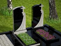 Гранитный памятник №78 (надгробие)