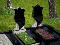 Гранитный памятник №79 (надгробие)