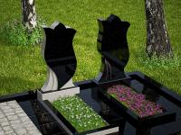 Гранитный памятник №80 (надгробие)