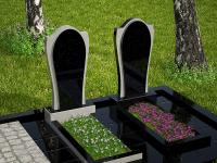 Гранитный памятник №89 (надгробие)