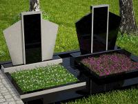Гранитный памятник №94 (надгробие)