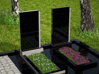 Гранитный памятник №97 (надгробие)