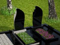Гранитный памятник №99 (надгробие)