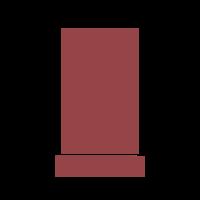 Прямоугольные вертикальные памятники