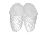 Тапочки белые для усопшего