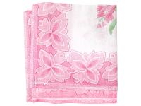 Платок в руку усопшему розовый