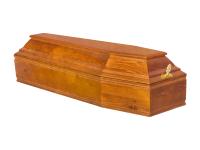 Гроб детский шестигранный