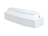 Гроб Ангелочек Белый